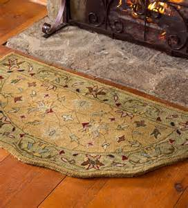 Lowes Rug Sale Plow Hearth Fireproof Rugs Scalloped Wool Hearth Rug Ebay