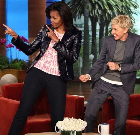 Degeneres Starts A Barack by Listening To Flotus Spotify Playlist All Week