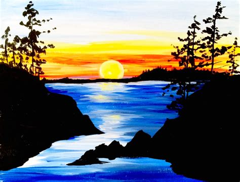 paint nite gainesville fl gainesville painting wine and at muse paintbar