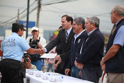 ordenanza municipal de san salvador 2016 undp el salvador lanzan ordenanza para la convivencia
