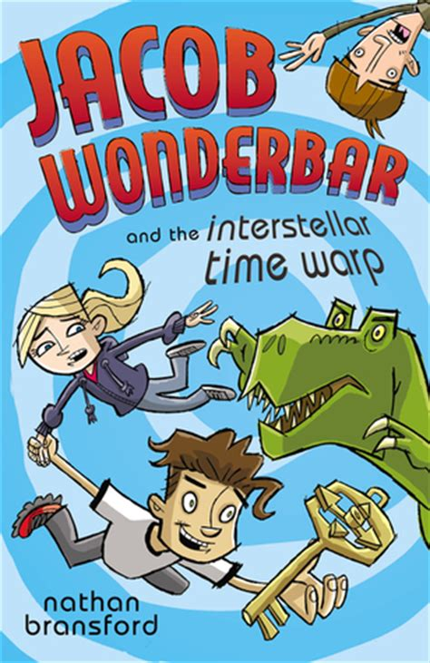 a warp in time horizon book 3 books jacob wonderbar and the interstellar time warp by nathan