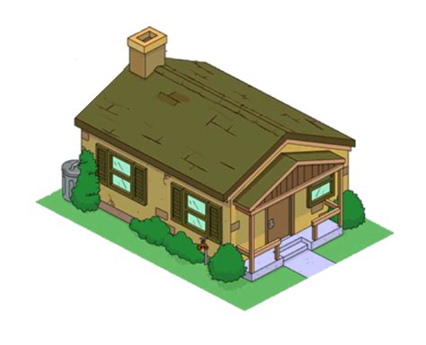brown house brown house the simpsons tapped out wiki