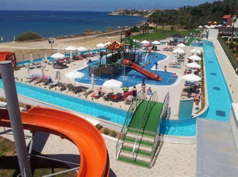 Goa Hotels With Bathtub Aqua Sol Holiday Village 4 Coral Bay Paphos Cyprus
