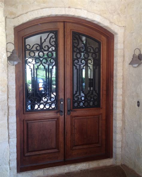 Rustic Front Door Castille Door Rustic Front Doors Other Metro By The Front Door Company