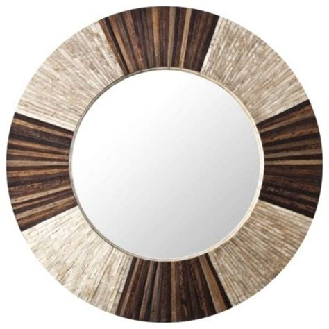mirror target brown natural wall mirror contemporary wall mirrors by target