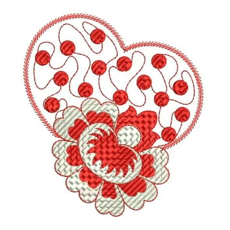 heart embroidery pattern 22 fantastic embroidery heart designs makaroka com