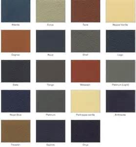 Sofa Dye Dynamix Audi Leather Colours