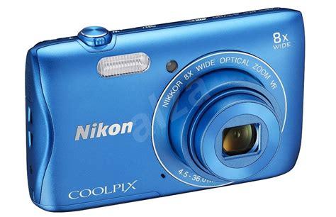 Kamera Nikon Coolpix S3700 nikon coolpix s3700 blau digitale kamera alza at