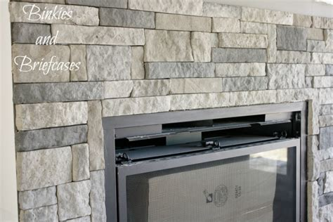 Lowes Bathroom Tile Ideas by Diy Stone Fireplace With Airstone Binkies And Briefcases