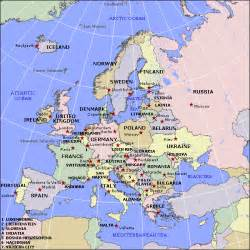 latitude map usa and europe maps map of europe with latitude and longitude