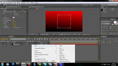 tutorial after effects handwriting tutorial after effects self drawing boxes and