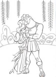 coloring pages pocahontas disney collections