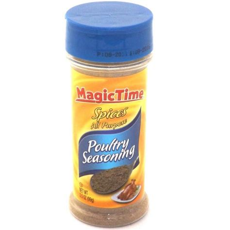 magic time spices poultry seasoning 99 g 3 99