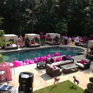 House Baby Shower by Jermaine Dupri Loses His 5m Atlanta Mansion To