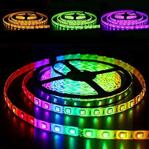 rgb 5050 led lights solarphy 32 8ft 10m rgb led light bluetooth
