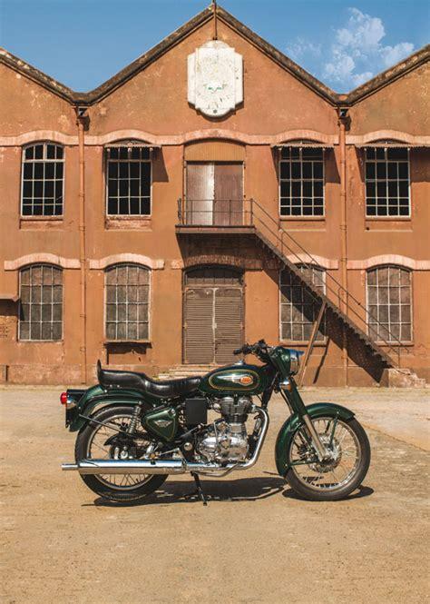 Motorrad Enfield Kaufen by Gebrauchte Royal Enfield Bullet 500 Efi Motorr 228 Der Kaufen