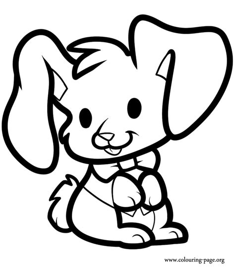 bunny rabbit cartoon coloring home