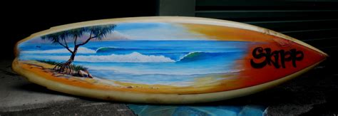 Sale Surfing by Surfboard Design Painted Surfboard Design