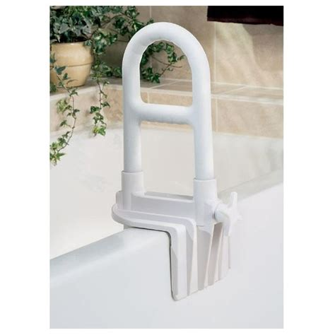 bathtub cl on grab bars medline tub grab bar medline grab bars
