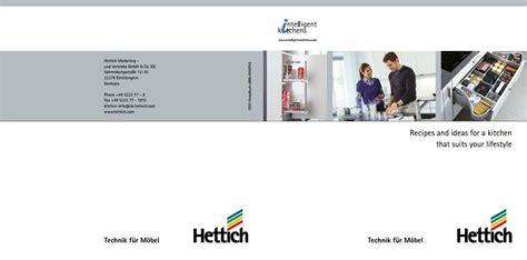 ArciTech innovative drawer systems by Hettich