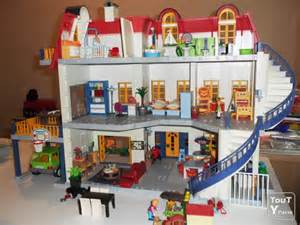 maison playmobile mouscron 7700