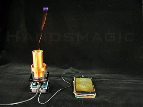 Musical Tesla Coil For Sale Aliexpress Buy Micro Tesla Coil Plasma