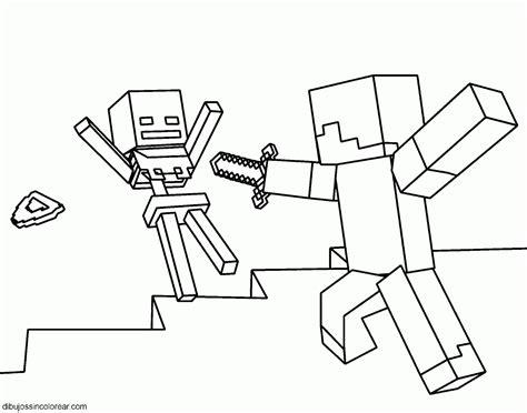 Imagenes De Minecraft A Blanco Y Negro | steve de minecraft para imprimir y pintar minecraft