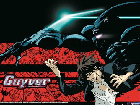 Home Wall by Sho Fukamachi Aka Guyver 1 Anime Photo 36194426 Fanpop