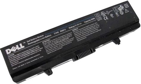 Baterai Laptop Dell Inspiron 1440 Original dell inspiron 1525 1526 1545 1546 y823g x284g orignal
