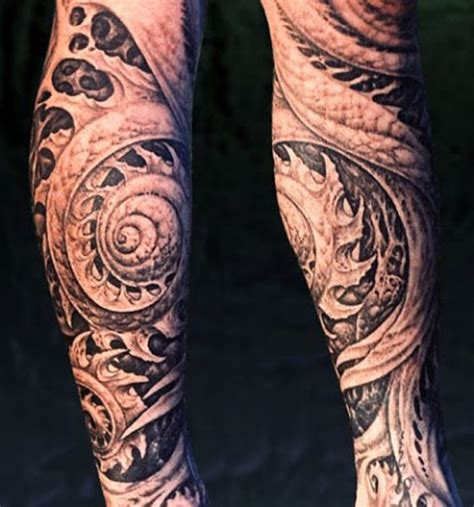 Tattoo Biomechanical Gallery | biomechanical tattoo tattoos photo gallery