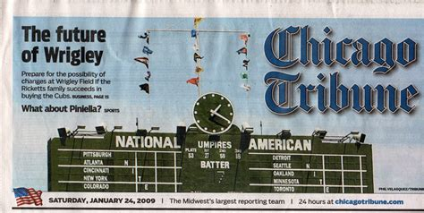 chicago tribune business section the speculation on the tom ricketts era begins bleed
