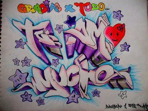 imagenes de tatuajes que digan te amo imagenes de graffitis que digan yuli