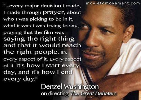 film one day citation every major decision i made i made through prayer about