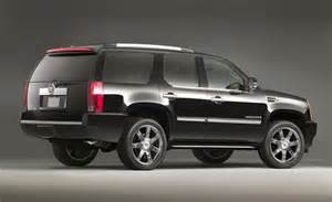 Cadillac Escalade 2008 Car And Driver