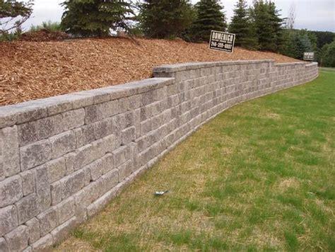 Retaining Wall Bricks Domenico Brick Paving And Landscaping