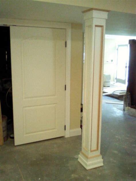 basement column ideas to do