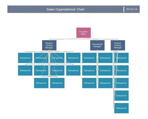 sales structure template 25 best free organizational chart template in word pdf excel