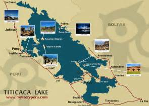 lake titicaca map mappery