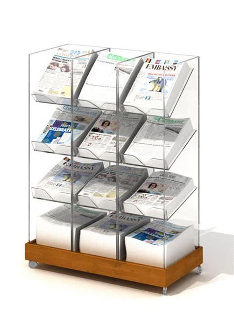 Sale Holder Mobil Model Angsa shelves mobile newspaper holder 3d model obj cgtrader