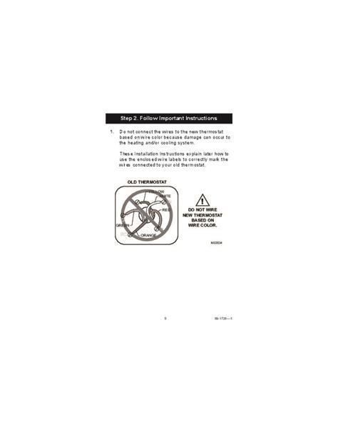 marvelous janitrol thermostat wiring diagram