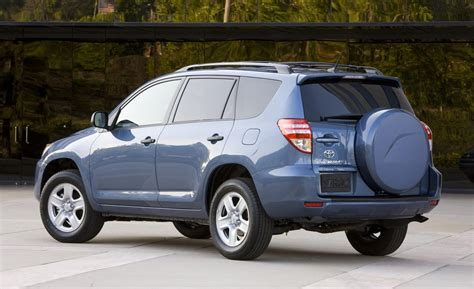 Toyota Rav4 2012 Price Car And Driver