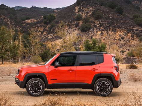 jeep renegade 2016 2016 jeep renegade trailhawk review