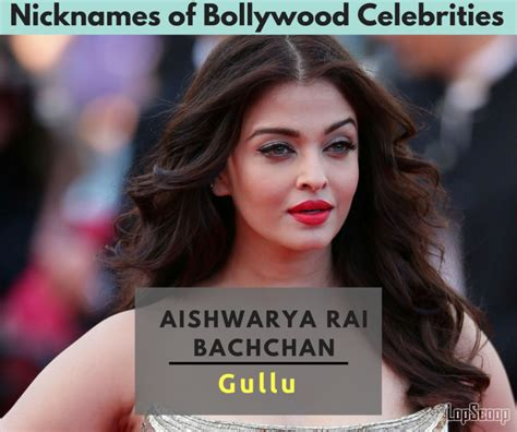 famous celebrity nicknames lesser known nicknames of famous bollywood celebrities