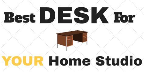 choosing a home recording studio desk