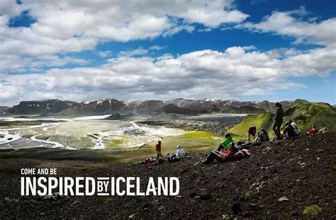 iceland attractions inspired by iceland iceland and advertising caign on