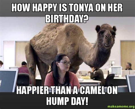 Hump Day Camel Meme - hump day camel meme