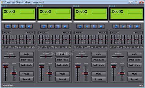 download mp3 cutter and mixer for pc convexsoft dj audio mixer download