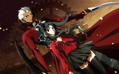 fate stay night hd wallpaper anime new tab free addons anime fate series fate stay night archer fate stay