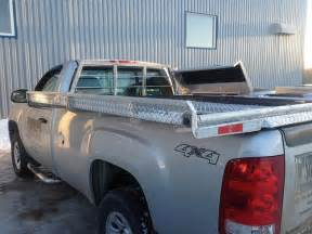 Used Tonneau Covers For Trucks Custom Aluminum Truck Bed Cover Used As Snowmobile Deck