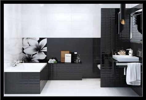 schwarzes badezimmer das ideen verziert badezimmer fliesen ideen schwarz wei 223 webnside gedacht